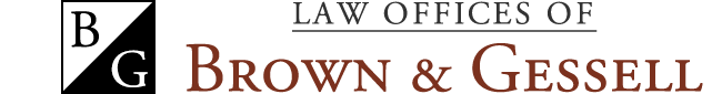 Law Offices of Brown & Gessell Logo
