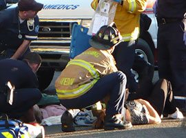 Pedestrian Accident Attorneys - Stockton